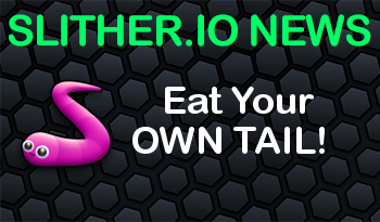 Slither.io | Eat Your OWN TAIL!