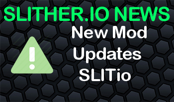 Slither.io | New Mod Updates SLITio
