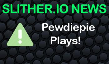 Slither.io | Pewdiepie Plays!