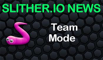 Slither.io | Team Mode