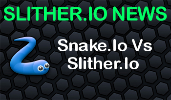 Snake.Io Vs Slither.Io