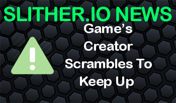 Game's Creator Scrambles To Keep Up
