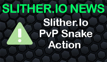 Slither.Io PvP Snake Action